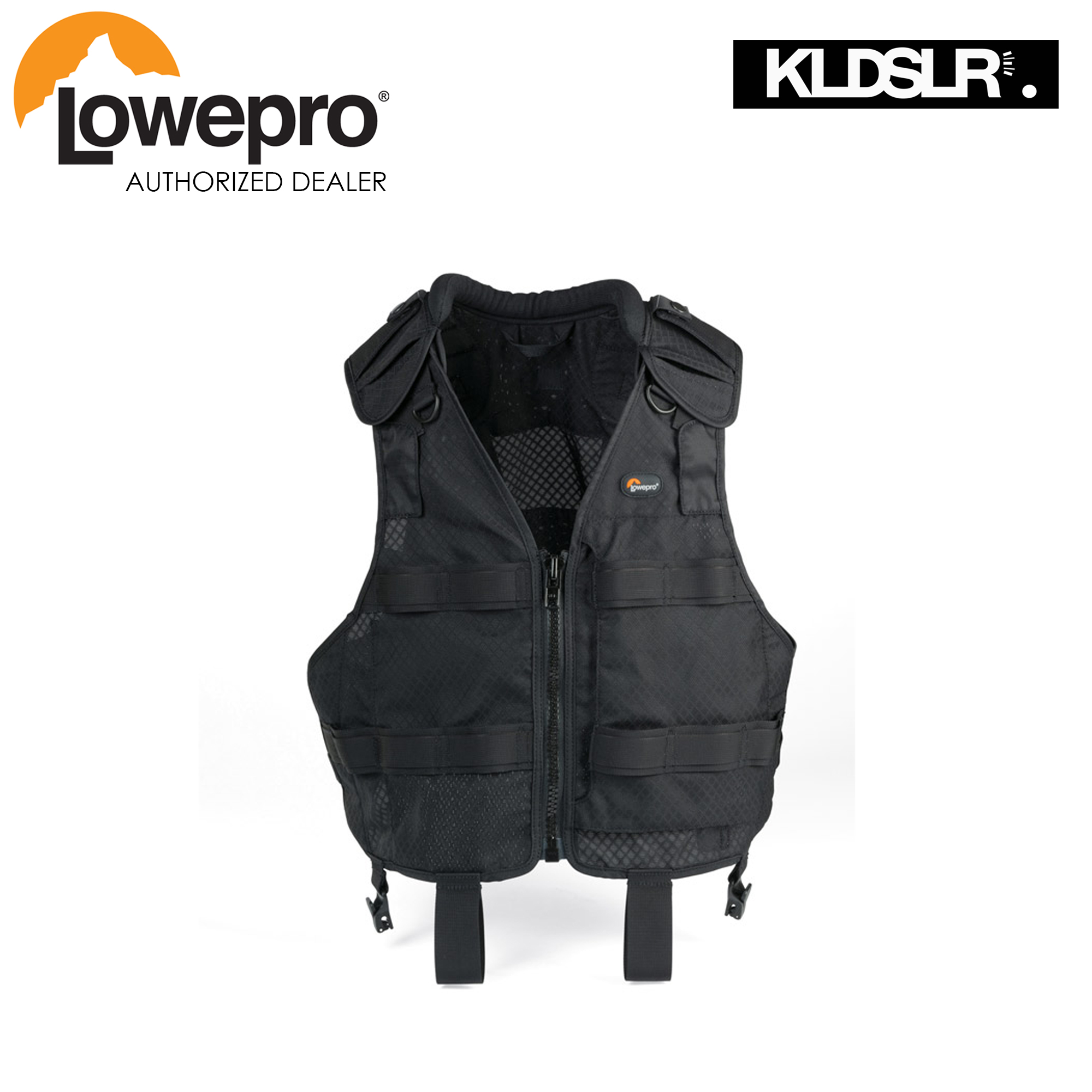 Lowepro S&F Deluxe Belt & Vest Kit (S/M/L/XL)